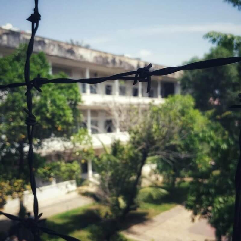 Phnom Penh Gefängnis