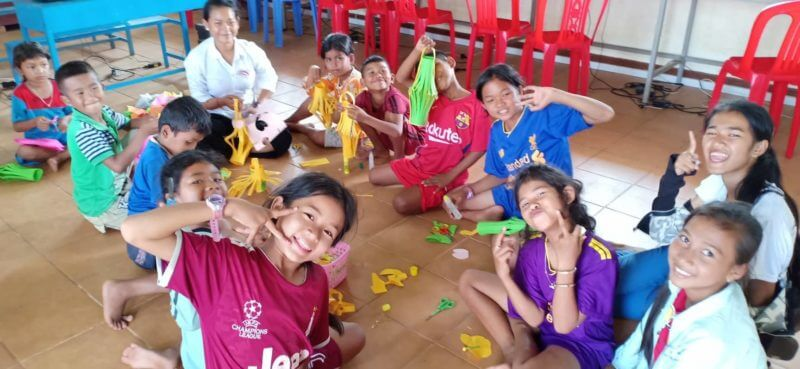Spende an AllKids Cambodia