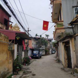 Lackierdörfer in Vietnam